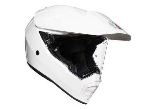 AGV AX-9 White Helmet