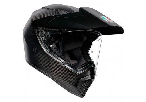 AGV AX-9 Matt Carbon Helmet