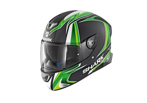 Shark Skwal 2 Replica Sykes KGW Helm