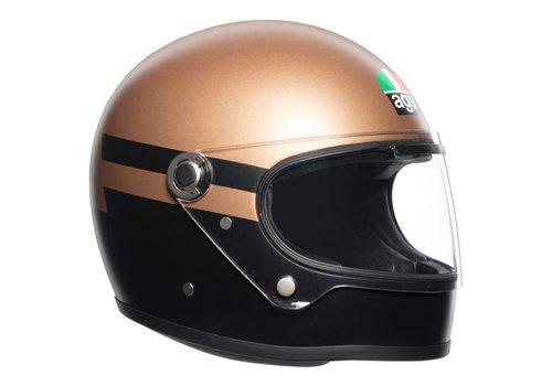 AGV X3000 Superba шлем черный Золото