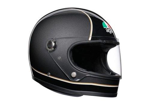 AGV X3000 Super AGV Helmet Black Grey