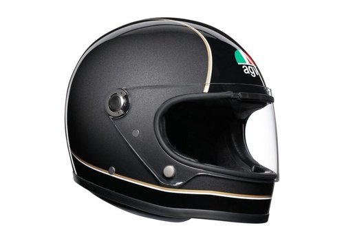 AGV X3000 Super Helmet Black Grey