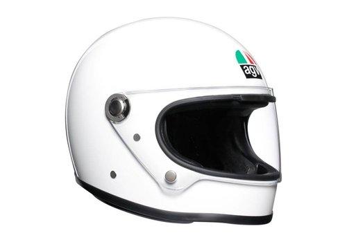 AGV X3000 белый шлем