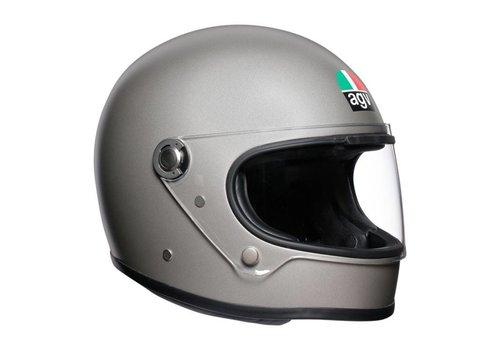 AGV X3000 Mat Licht Grijs Helm