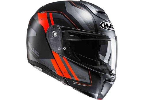 HJC RPHA 90 Tanisk Orange Helm