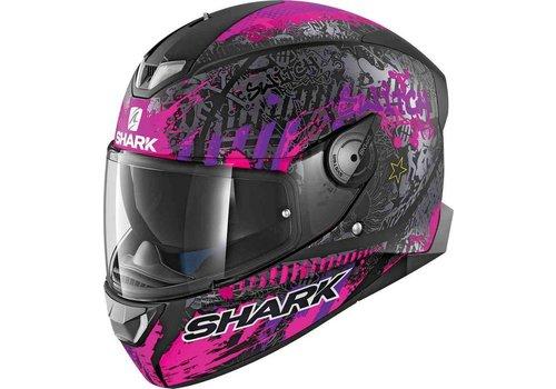 Shark Skwal 2 Replica Switch Rider 2 KVV Helm