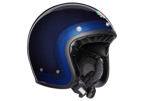 AGV X70 Trofeo Helm Blau