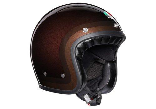 AGV X70 Trofeo шлем коричневый