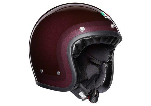AGV X70 Trofeo шлем красный