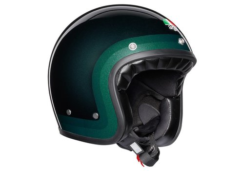 AGV X70 Trofeo Helmet Green