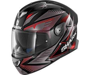 Pinlock Max Vision Prepared Shark Helmet Visor for Spartan//Skwal 2 Skwal//D-Skwal//Clear