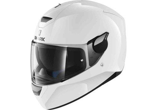 Shark D-Skwal Blank WHU Helmet