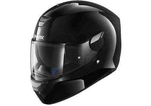 Shark D-Skwal Blank BLK Helmet
