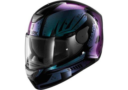Shark D-Skwal Dharkov KVX Helm