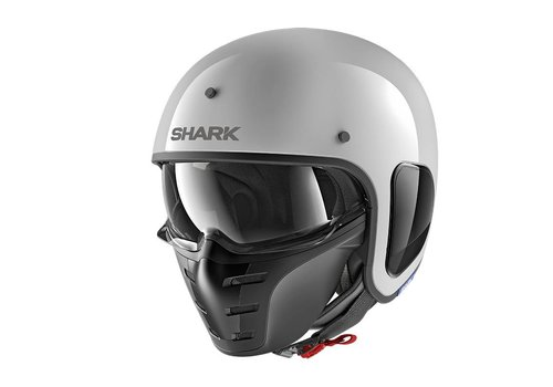Shark S-Drak Blank WHU Helm