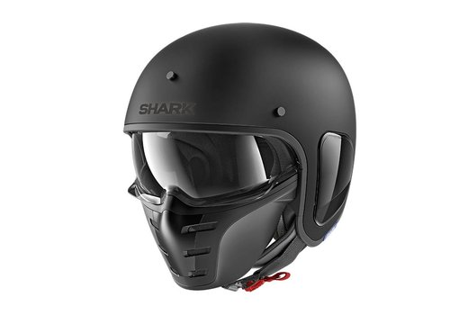 Shark S-Drak Blank KMA Helmet