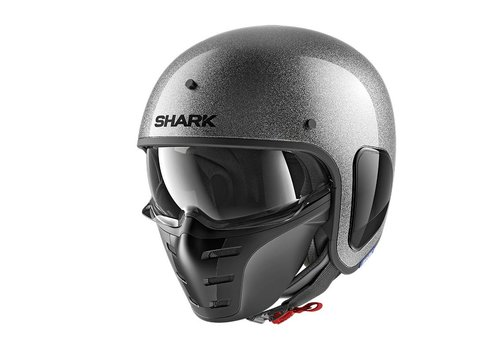Shark S-Drak Glitter SSX Casco