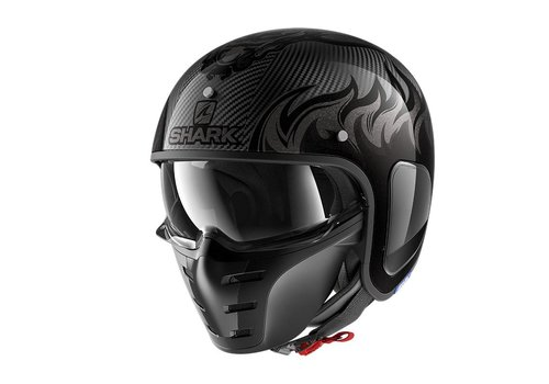Shark S-Drak Carbon Dagon DAA Casco