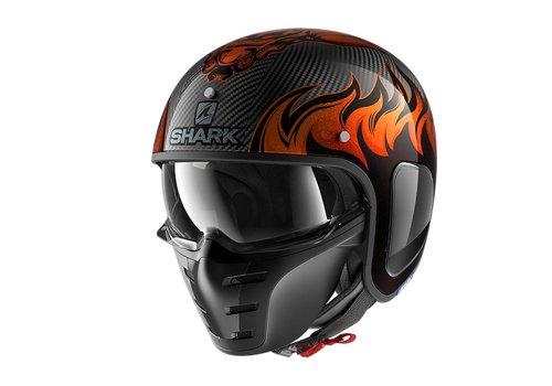 Shark S-Drak Carbon Dagon DOO Helmet