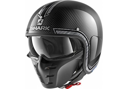 Shark S-Drak Carbon Vinta DUS Casco