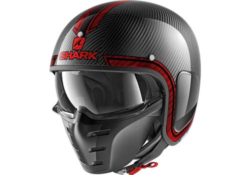 Shark S-Drak Carbon Vinta DUR Casco