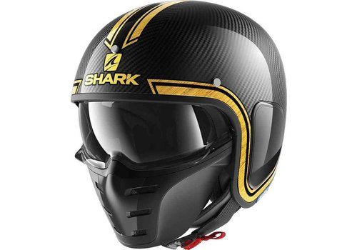 Shark S-Drak Carbon Vinta DUQ Casco