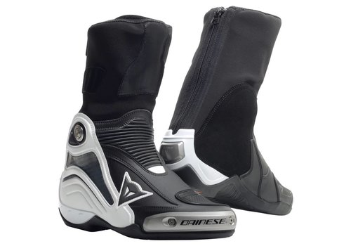 Dainese Axial D1 Boots Black White