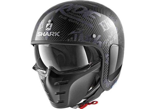 Shark S-Drak Carbon Freestyle Cup DAA Helmet