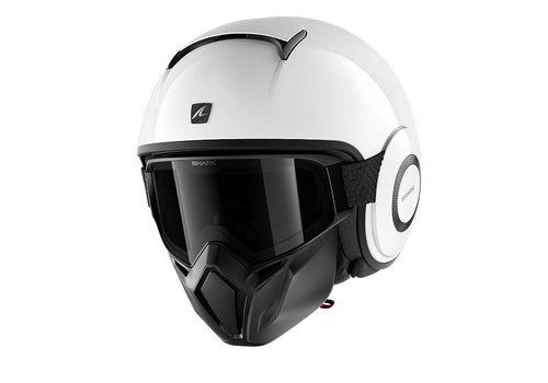 Shark Street-Drak Blank WHU Helmet
