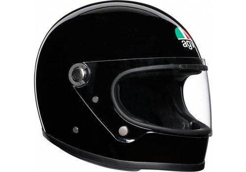 AGV X3000 Black Glossy Helmet