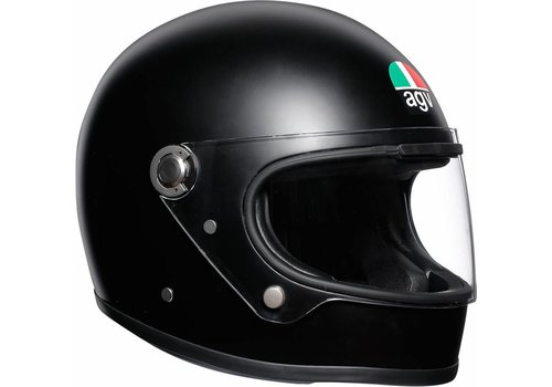 AGV X3000 Black Matt Helm