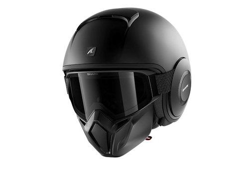 Shark Street-Drak Blank KMA Helmet