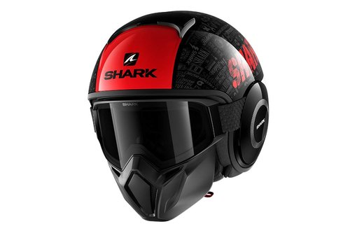 Shark Street-Drak Tribute RM KRA Helm