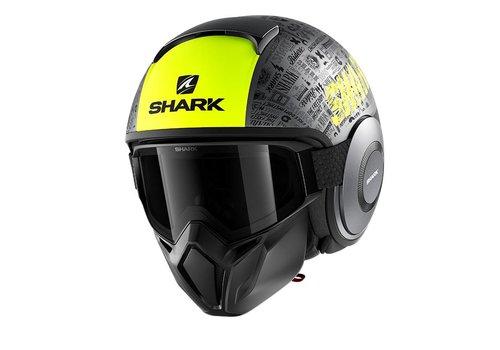 Shark Street-Drak Tribute RM AYK Helmet
