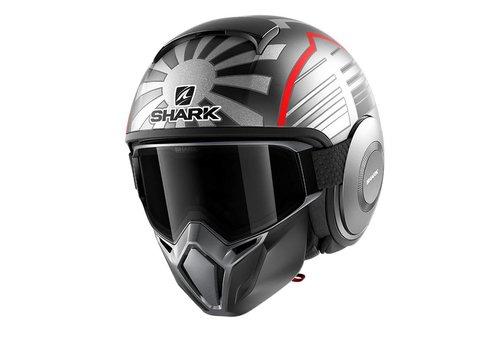 Shark Street-Drak Replica Zarco Malaysian GP ASR Helm