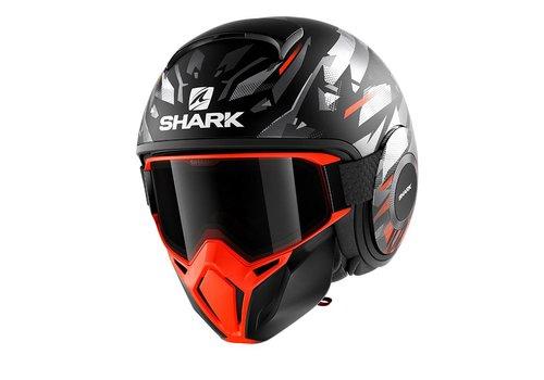 Shark Street-Drak Kanhji KOS Helmet