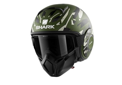 Shark Street-Drak Kanhji GGG Helmet