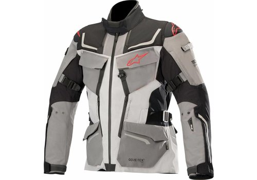 Alpinestars Revenant Gore-Tex Pro Motorcycle jacket Black Anthracite Red