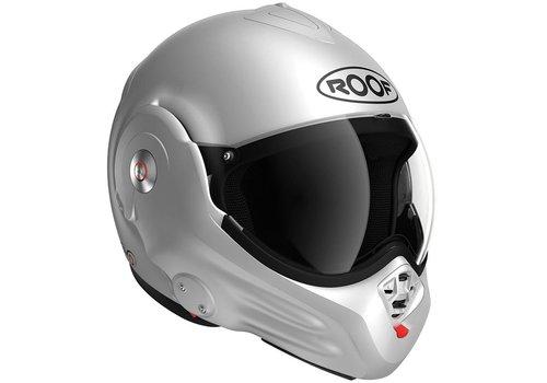 ROOF Casque ROOF Desmo 3 RO32 Silver White Matt