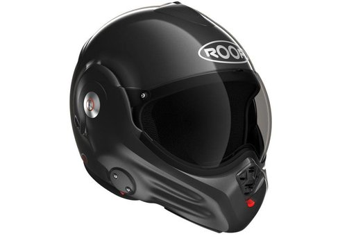 ROOF Casque ROOF Desmo 3 Black Glossy RO32