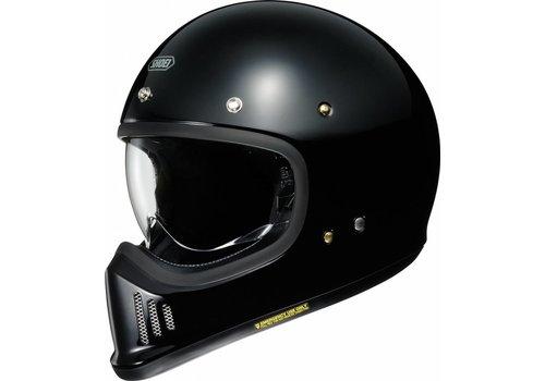 Shoei Ex-Zero Schwarz Helm