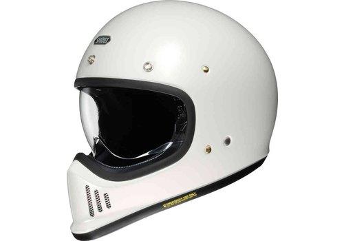 Shoei Ex-Zero Off White Helmet