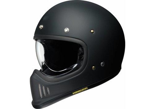 Shoei Ex-Zero Mat Zwart Helm