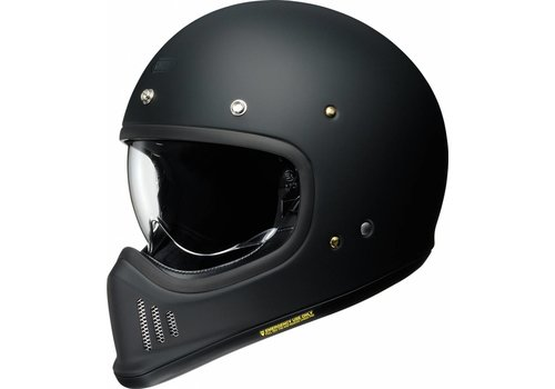 Shoei Ex-Zero Mattschwarz Helm
