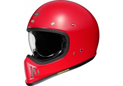 Shoei Ex-Zero Red Helmet