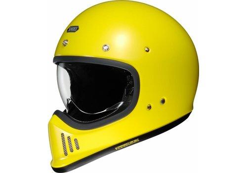 Shoei Ex-Zero Yellow Helmet