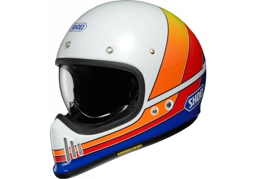 Shoei Ex-Zero Equation TC-2 шлем