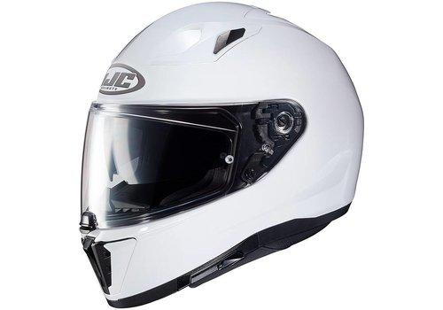 HJC I-70 White Helmet