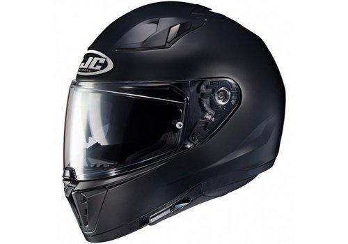 HJC I-70 Mat Zwart Helm