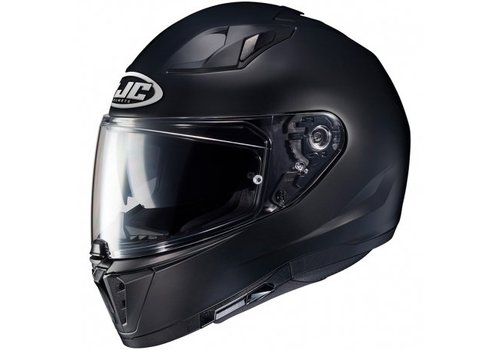 HJC I-70  Mattschwarz Helm